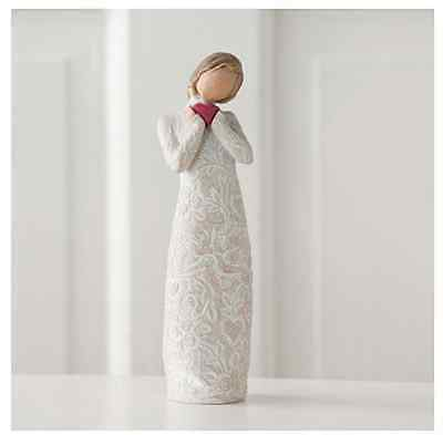 Willow Tree by Susan Lordi Je t'aime (I love you ) Figurine Demdaco