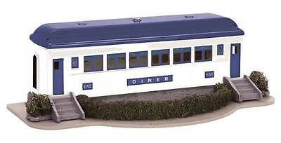 MTH/Lionel Corporation 11-90071 No. 552 Std. Gauge Diner White & Blue