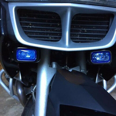 Hella Super White Driving Light Kit for BMW R1200RT