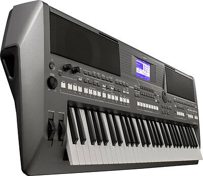NEW!! F/S JAPAN YAMAHA PSR-S670 Electronic Keyboard 61 Keys / Ship by EMS!!