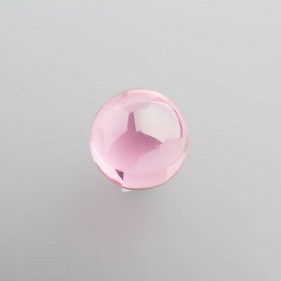 AAA + 20 mm Ball undrilled Zirconia Rosa CZ Quality AAA +CZ round