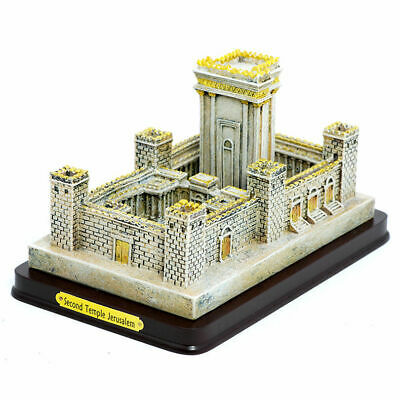 Jerusalem Holy Second temple Replica polyester structure Israel Judaica gift