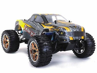 RC Brushless Amewi Torche Pro HSP Monstertruck Truggy 2,4GHz RTR Lipo Edition