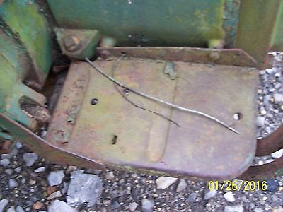 J D John Deere 1010 Ru Right Hand Running Board, Step, Footrest