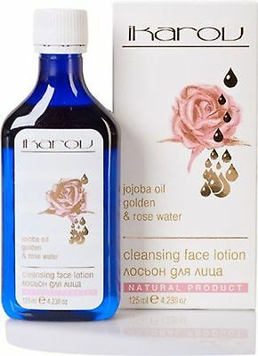 100% Pure Natural Elena Face Cleansing Lotion with Jojoba Oil & Rose Water 125ml