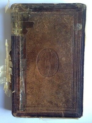 APOCRYPHA By SOCIETY PROMOTING CHRISTIAN KNOWLEDGE Est 1698 ANTIQUE