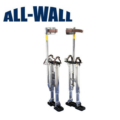 "Dura-Stilts Genuine Dura lll Drywall Stilts 18-30""  **NEW**"
