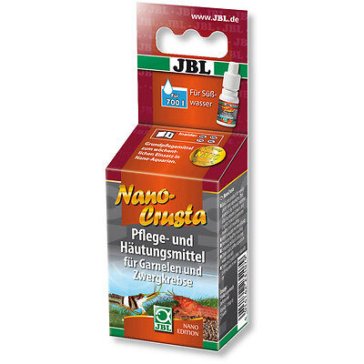 JBL NanoCrusta Liquid Mineral for Cherry Crystal Tiger Shrimp Nano Crusta Care