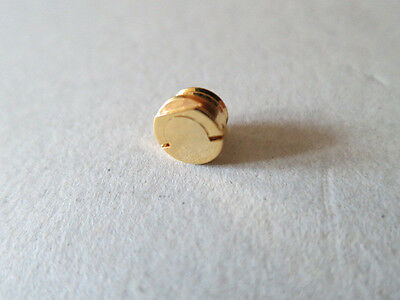 Gold Plated Gas Cap Bottom Base Parts Compatible With Dupont Lighter