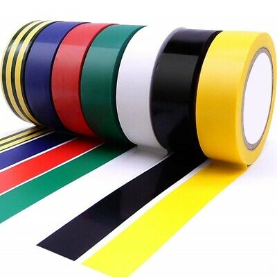 Electrical PVC Insulation Insulating Tape Flame Retardant 19MM X 20M