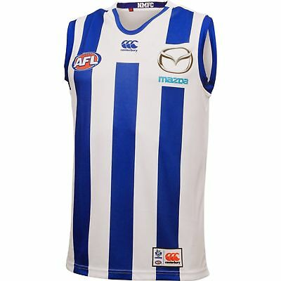 North Melbourne Kangaroos AFL Home Guernsey 'Select Size' S-3XL BNWT5