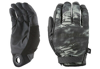 STRONGSUIT Shooting Gloves NIGHT CAMO Q Enforcer Range Tactical Firearms 41500