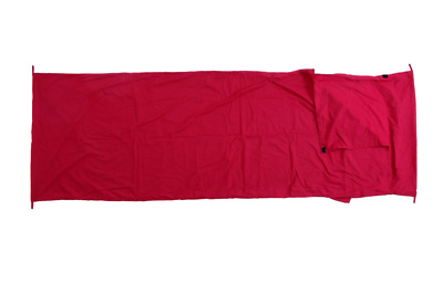 Basic Nature Mixed fabric Lining Interior sleeping bag Ceiling form red
