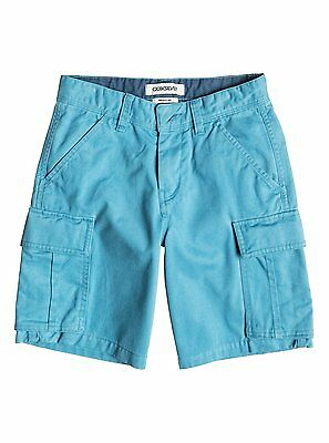Quiksilver Everyday Boys Cargo Walkshorts in Niagara - On Sale Now