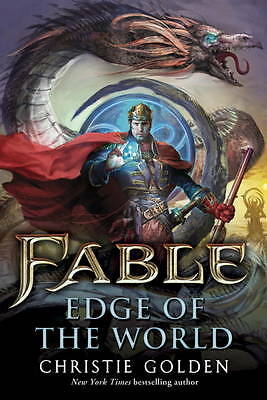 Fable Edge of the World BRAND NEW BOOK by Christie Golden (Paperback, 2012)