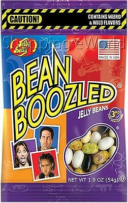 Jelly Belly Bean Boozled 3rd edition 53g Refill Bag - Lots Of Weird Flavours