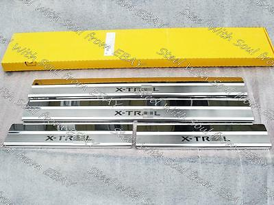 Door sill lining / Chrome cover / Scuff plate for NISSAN X-TRAIL (T32) 2014—2017