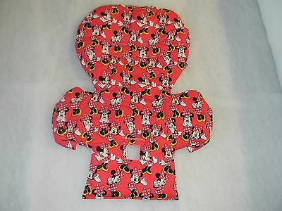 Prima Pappa Diner & more Highchair Cover In/ Red Minnie Mouse