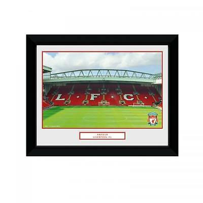 "Official Liverpool FC Framed Picture 8"" x 6"" - Anfield"
