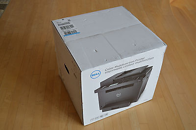 Brand New Dell E525W Wireless Color Laser AIO Printer MSRP $329 Replace C1765nfw