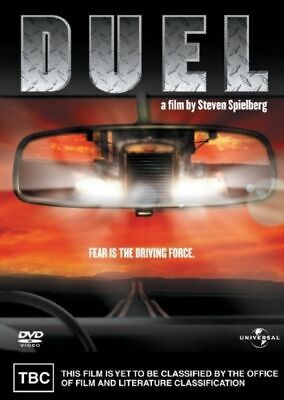 Duel - Special Edition   DVD R4