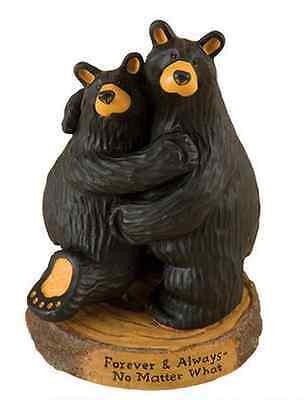 Big Sky Carvers Bearfoots Forever & Always Jeff Flemming Demdaco #30150199