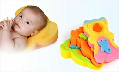 Bathtube Safety Sponge Mat Bath Support For Infant & Baby Up To 6kg & 60cm Tall