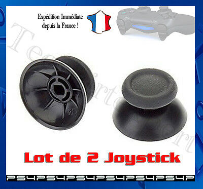 Lot de 2 joystick manette ps4 -remplacement 3d controller playstation Thumbstick