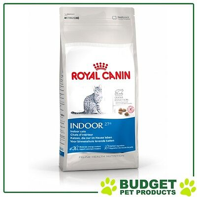 Royal Canin Feline Dry Indoor For Adult Cats 2kg