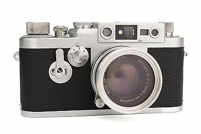 Leica IIIg Replacement Cover - Laser Cut - Moroccan