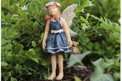 "3.25"" My Fairy Gardens Mini Figure Pick - Brianne - Miniature Figurine Decor"