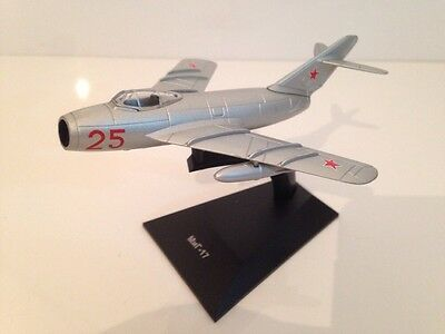 MIG-17 - USSR Fighter - New - 1:100 Scale Special Promotion Diecast Model