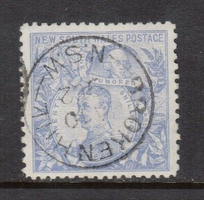 New South Wales #88d VF Used With CDS Cancel