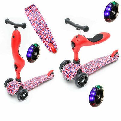 Kids 3 Wheel Mini kick Child Scooter Push Girls Babies Toddlers Children