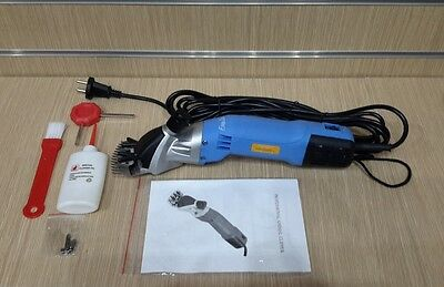 500W Farm Supplies Sheep Shears Goat Clippers Animal Livestock Shave Grooming.