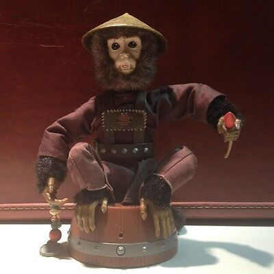 Disney - Pirates of the Caribbean - Animated Jack the Monkey - Works Great