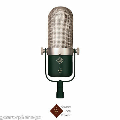 Golden Age Project R1 MKIII Active Ribbon Mic Microphone NEW R-1 MK3 MK-3 MK-III
