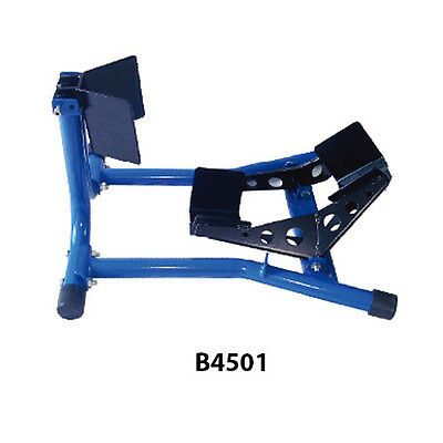 Motorcycle Wheel Chock, Support, Stand Motor Bike @ Dtm Trading