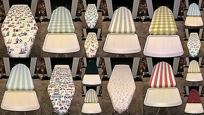 Luxury Ironing Board Cover New Easy Fit Thick Foam Back Extra Large B C & D