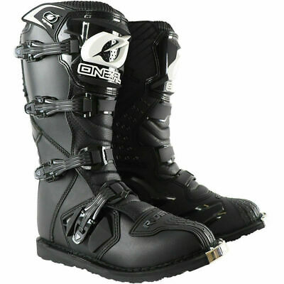 New 2017 Oneal Rider  Boots -  Black