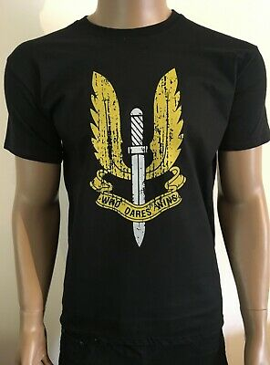 BRITISH ARMY INFANTRY T-SHIRT MENS S-2XL FIRST IN LAST OUT UNION JACK YORKSHIRE