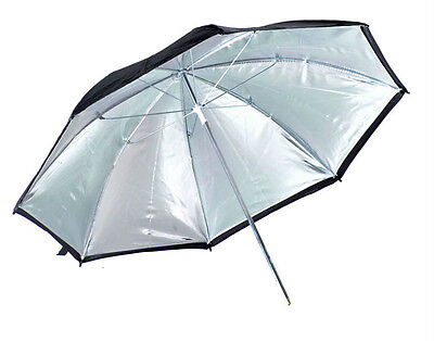 "Kood 51""/130cm Silver Reflective Studio Umbrella"