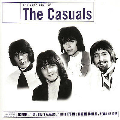 Very Best of the Casuals by Casuals (CD, Dec-1996, Universal/Spectrum)