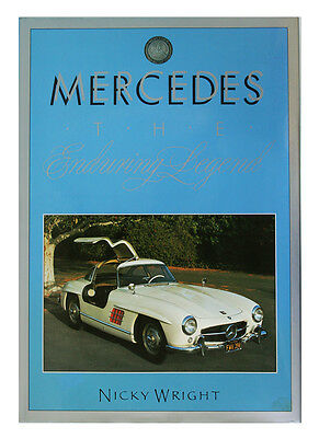 Mercedes : Enduring Legend by Nicky Wright (1991, Hardcover)