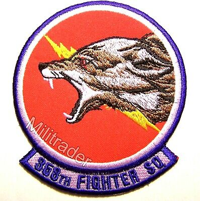 United States Air Force 358th Fighter Squadron Patch