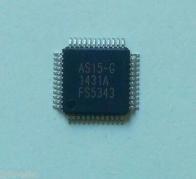 AS15-G / AS15-F IC T-CON HARDWARE SAMSUNG SONY PHILIPS Nuovo Chip LCD