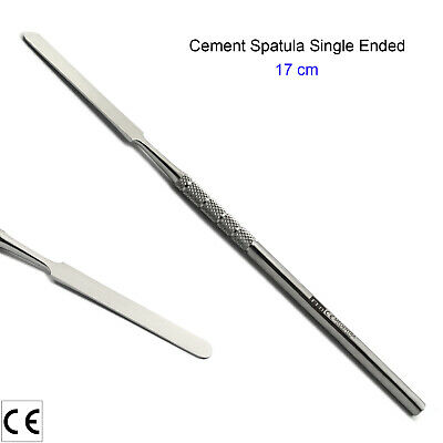 Laboratory Technician Mixing Spatula Single Ended Dentistry Lab Tools X1 New CE