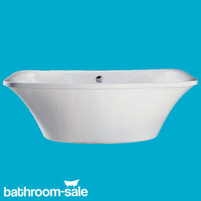 London Free Standing 1800mm Bath With Surround Panel RRP £659 GENUINE PRODUCT