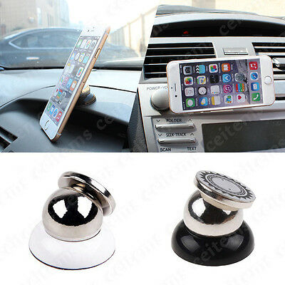 Universal Car Mount Sticky Magnetic Stand Holder for Cell Phone Mobile iPhone 7