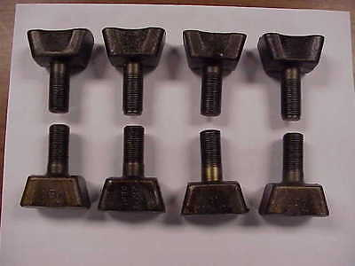 M4 Tank Track Connector Wedge 2530-00-517-6090 Set of 8